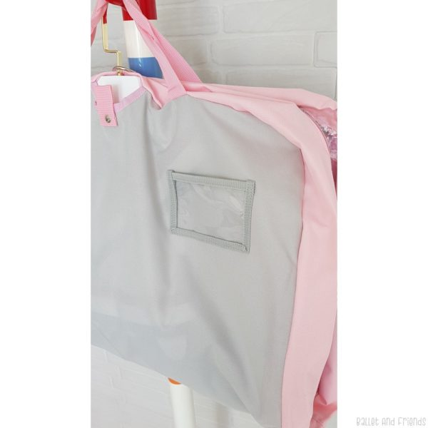 Costume Bag ID Pocket
