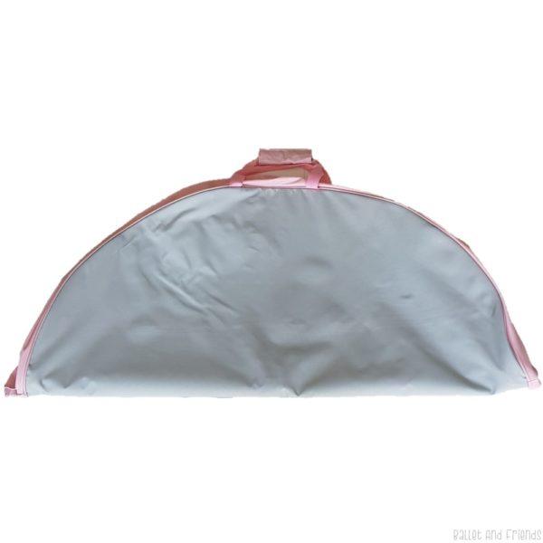 tutu bag folded view