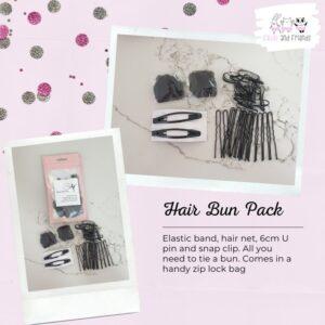 Hair Bun Pack